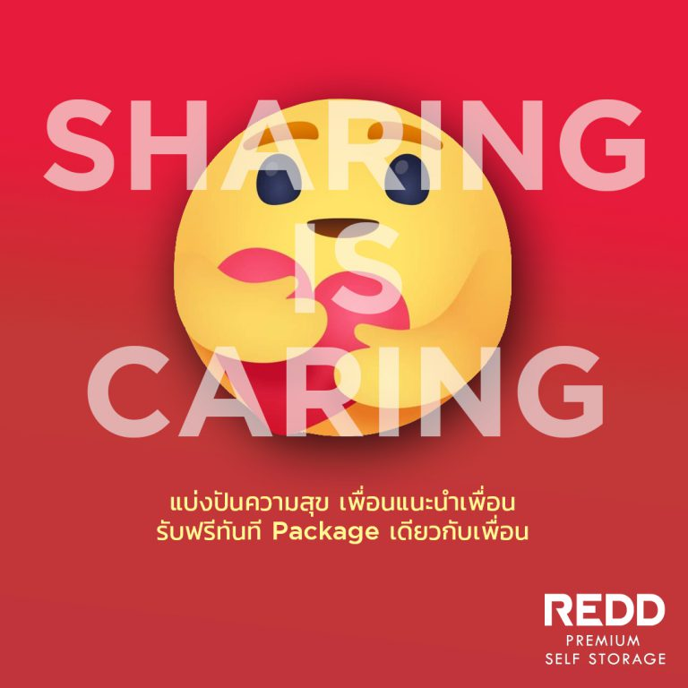Refer a friend and save at REDD Premium Self Storage